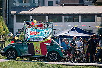 BELGIUM!<br /> <br /> MEN UNDER 23 ROAD RACE<br /> Kufstein to Innsbruck: 180 km<br /> <br /> UCI 2018 Road World Championships<br /> Innsbruck - Tirol / Austria