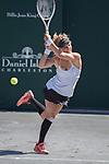 April 7,2017:  Laura Siegemund (GER) defeated Anastasia Sevastova (LAT) 6-2, 6-4, at the Volvo Car Open being played at Family Circle Tennis Center in Charleston, South Carolina.  ©Leslie Billman/Tennisclix/Cal Sport Media