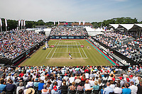 Den Bosch, Netherlands, 10 June, 2016, Tennis, Ricoh Open, Overall view Centercourt<br /> Photo: Henk Koster/tennisimages.com