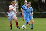 NELSON, NEW ZEALAND - Football - Richmond Foxes v Suburbs. Neale Park, Nelson. New Zealand. Saturday 3rd October 2020. (Photos by Barry Whitnall/Shuttersport Limited)