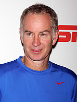 John McEnroe<br /> U.S. Open<br /> 2009<br /> Photo By John Barrett/CelebrityArchaeology.com