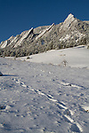 Snow at Chautauqua Park, Boulder, Colorado, USA .  John leads private photo tours in Boulder and throughout Colorado. Year-round. .  John leads private photo tours in Boulder and throughout Colorado. Year-round Boulder photo tours.