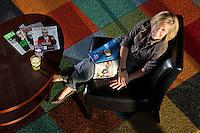 Ann Klein, freelance writer and editor.