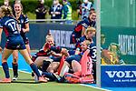 Final4 - Duesseldorfer HC v Club an der Alster - Women - Semi-Final - 2021