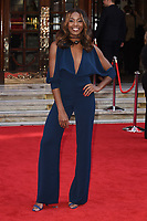 AJ Adudu<br /> arrives for the The Prince's Trust Celebrate Success Awards 2017 at the Palladium Theatre, London.<br /> <br /> <br /> ©Ash Knotek  D3241  15/03/2017