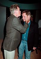 ARCHIVE: LAS VEGAS, NV. July 11, 1997: Actors MARTIN SHEEN son EMILIO ESTEVEZ at the Video Software Dealers Assoc. convention in Las Vegas.<br /> File photo © Paul Smith/Featureflash