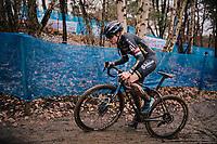Lucinda Brand (NED/Telenet-Baloise Lions)<br /> <br /> Women's race at the X2O Herentals Cross 2020 (BEL)<br /> <br /> ©kramon