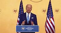 NOV 25 Joe Biden Thanksgiving Message