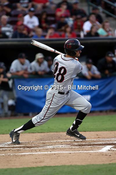 Andrew Brown - 2015 San Diego State Aztecs (Bill Mitchell)