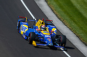 Verizon IndyCar Series<br /> Indianapolis 500 Carb Day<br /> Indianapolis Motor Speedway, Indianapolis, IN USA<br /> Friday 26 May 2017<br /> Alexander Rossi, Andretti Herta Autosport with Curb-Agajanian Honda<br /> World Copyright: Jake Galstad<br /> LAT Images