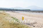 Derrymore beach on Saturday