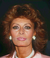 Sophia Loren 1991<br /> Photo by Adam Scull/PHOTOlink