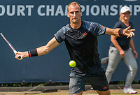 Rosmalen, Netherlands, 11 June, 2019, Tennis, Libema Open, Thiemo de Bakker  (NED)<br /> Photo: Henk Koster/tennisimages.com