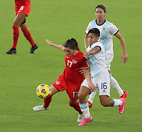 Canada vs Argentina (SheBelieves)