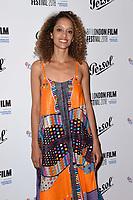 Gloria Huwiler<br /> arriving for the London Film Festival Awards, Vue Leicester Square, London<br /> <br /> ©Ash Knotek  D3452  20/10/2018