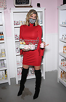 05 December 2020 - Boulder City, NV - Alexis Bellino. The Real Housewives of Orange County star, Alexis Bellino hosts ÒSleigh the HolidaysÓ, a socially distant holiday shopping event at Beauty Kitchen by Heather Marianna. Photo Credit: MJT/AdMedia