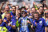 VALENTINO ROSSI - ITALIAN - MOVISTAR YAMAHA MotoGP - YAMAHA<br /> Le Mans 20-5-2018 Moto Gp Francia<br /> Foto Vincent Guignet / Panoramic / Insidefoto