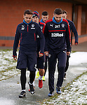 Harry Forrester and Jon Toral