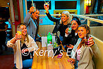 Pictured in Sean Og's Tralee on Monday were Kellie O'Connor, Alice O'Sullivan, Claire Jordan, Katie O'Sullivan and Seona Kealy.