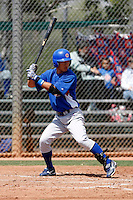 Jae-Hoon Ha - Chicago Cubs - 2009 extended spring training.Photo by:  Bill Mitchell/Four Seam Images