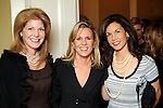 From left: Ellie Bale, Amy Knight and Nicole Zarr at the 15th Annual Celebration of Families Luncheon benefitting Family Services of Greater Houston at the River Oaks Country Club Tuesday Feb. 02,2010. (Dave Rossman Photo)