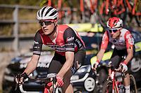 Jasper Stuyven (BEL/Trek Segafredo)<br /> <br /> 110th Milano-Sanremo 2019 (ITA)<br /> One day race from Milano to Sanremo (291km)<br /> <br /> ©kramon