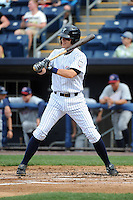 Staten Island Yankees infielder Matt Snyder (45) during game against the Hudson Valley Renegades at Richmond County Bank Ballpark at St.George on June 24, 2012 in Staten Island, NY.  Staten Island defeated Hudson Valley 9-1.  Tomasso DeRosa/Four Seam Images
