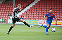 PARS ANDY KIRK SCORES DUNFERMLINE'S FIRST GOAL