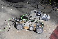 - Metropolitana Milanese, Servizio Idrico Integrato, robot per l'ispezione delle condutture fognarie<br /> <br /> - Milan Metro, Integrated Water Service, robot for inspection of sewer pipes