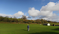 BNPS.co.uk (01202 558833)<br /> Pic: ZacharyCulpin/BNPS<br /> <br /> Pictured: Long-serving captain and groundsman Ade Phillips at Broadwindsor Cricket Club<br /> <br /> One of the most picturesque cricket grounds in England has been saved from developers after a village club raised £50,000 to buy it.<br /> <br /> Broadwindsor Cricket Club had leased the idyllic Middleton-Hands Ground in Dorset for a peppercorn rent from a local family since 1965.<br /> <br /> But they were hit for six last year when descendants of the late cricket-loving landowners gave them notice to vacate the venue and remove the pavilion.