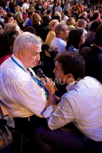 Denver, Colorado<br /> August 26, 2008.<br /> <br /> Senator Hillary Clinton speaks at the Pepsi Center- Democratic National Convention.