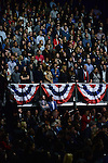 A section of the crowd of thousands during President Barack Obama's farewell address at McCormick Place in Chicago, Illinois on January 10, 2017.