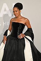 ANTIBES, FRANCE. July 16, 2021: Regina King at the amfAR Cannes Gala 2021, as part of the 74th Festival de Cannes, at Villa Eilenroc, Antibes.<br /> Picture: Paul Smith / Featureflash