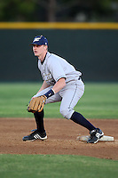 March 13, 2010:  Infielder/Catcher James Sheltrown of the Akron Zips vs. the Yale Bulldogs in a game at Henley Field in Lakeland, FL.  Photo By Mike Janes/Four Seam Images