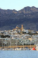 XXIII Regata de Invierno 200 Millas a 2, 6 al 8 de Marzo de 2009, Club Náutico de Altea, Altea, Alicante, España