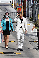 Celebrities arrive to Craigs in hollywood