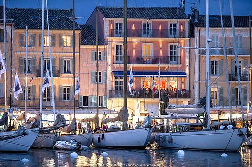 après sailing in St Tropez