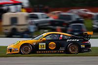 Porsche GT3 Cup Challenge Canada<br /> Victoria Day SpeedFest Weekend<br /> Canadian Tire Motorsport Park, Mosport, ON CAN<br /> Sunday 21 May 2017<br /> 13, Orey Fidani, GT3CG, CAN, 2016 Porsche 991<br /> World Copyright: Jake Galstad<br /> LAT Images<br /> ref: Digital Image galstad-CTMP-0517-56249