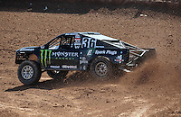 18-20 March 2011, Chandler, Arizona, USA Rick Huseman, Toyota Tundra.©2011, Mark J. Rebilas