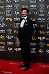 Jose Manuel Seda attends to 33rd Goya Awards at Fibes - Conference and Exhibition  in Seville, Spain. February 02, 2019. (ALTERPHOTOS/A. Perez Meca)