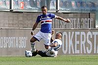 12th September 2021; G.Ferraris Stadium, Genoa, Italy; Serie A football, Sampdoria versus Inter Milan; Fabio Quagliarella of Sampdoria