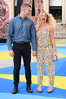 Russell Tovey and Sarah Hadland<br /> arriving for the Royal Academy of Arts Summer Exhibition 2018 opening party, London<br /> <br /> ©Ash Knotek  D3406  06/06/2018