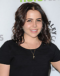 Mae Whitman at The PaleyFest 2013 - Parenthood held at The Saban Theater in Beverly Hills, California on March 07,2013                                                                   Copyright 2013 Hollywood Press Agency