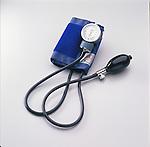 blood pressure cuff, aneroid (dial) sphygmomanometer