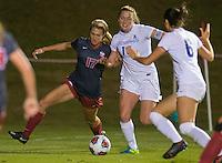NWA Democrat-Gazette/JASON IVESTER<br /> Arkansas vs Memphis soccer NCAA tournament first round on Friday, Nov. 11, 2016, at Razorback Field in Fayetteville.