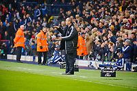 Saturday, 9 March 2013<br /> <br /> Pictured: Steve Clarke Head Coach of West Bromwich Albion<br /> <br /> Re: Barclays Premier League West Bromich Albion v Swansea City FC  at the Hawthorns, Birmingham, West Midlands