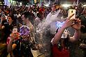 New Year 2018 celebrations in Kuala Lumpur