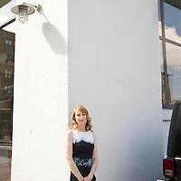 Finnish Author Emmi Itaranta Portraits