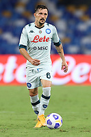 Mario Rui of SSC Napoli<br /> during the friendly football match between SSC Napoli and Pescara Calcio 1936 at stadio San Paolo in Napoli, Italy, September 11, 2020. <br /> Photo Cesare Purini / Insidefoto
