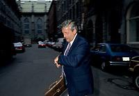 FILE PHOTO -  le policier  Parent en 1986 <br /> (date exacte inconnue)<br /> <br /> PHOTO :   Agence quebec Presse
